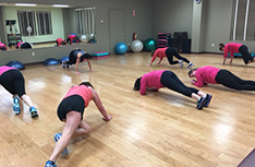 Fitness Classes | Lakeside Physical Therapy & Fitness Center