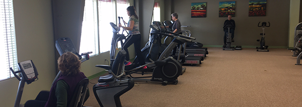 Fitness Center | Lakeside Physical Therapy & Fitness Center - Tamworth, NH